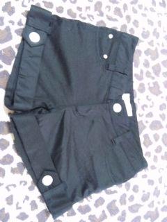 ショートパンツ*黒