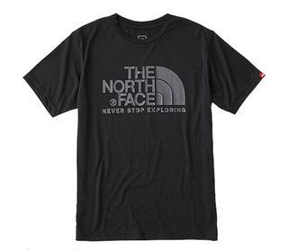 ノースフェイス ショートスリーブカラードームTシャツ