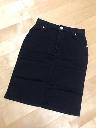 MILKFED.カラータイトスカート