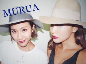 カタログ定価6480円リボンテープハット MURUA