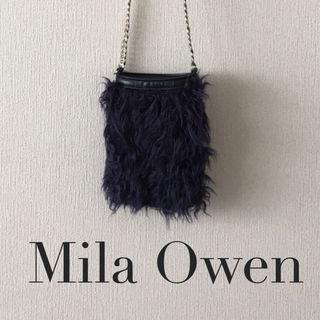 Mila Owen チェーンショルダーポシェット