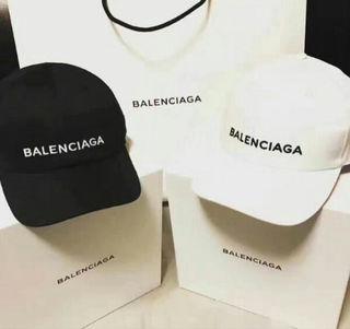 【2点セット】国内発送 balenciaga 帽子 キャップ
