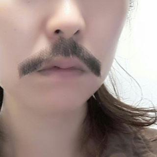 あごひげ口髭セット■本物みたいに見えるハイクオリティ型