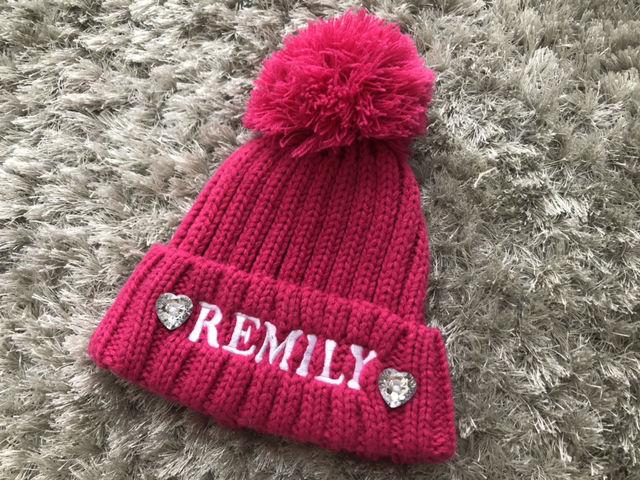 REMILY/ニット帽/S