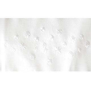 新品送料込 花柄刺繍半衿◆着物姿に HEW018