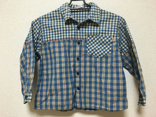 BRANSHESシャツ