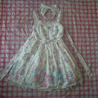Angelic Pretty  JSK、KCセット