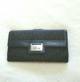Christian Dior!長財布