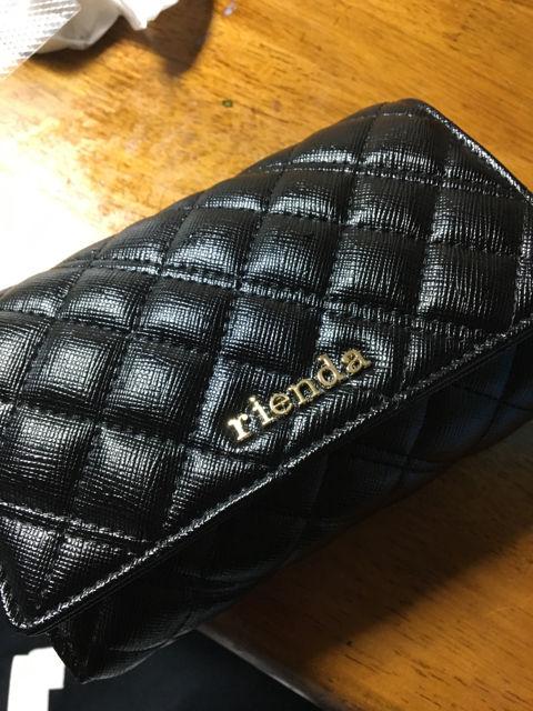 リエンダ財布&スマホケース、ミラー付き