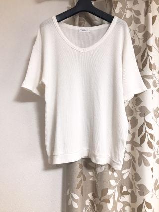 BEAUTY&YOUTH ワッフルTシャツ