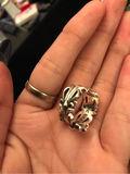 クロムハーツ 本物 指輪 美品 送料無料!