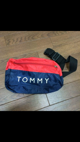 TOMMY ウエストポーチ