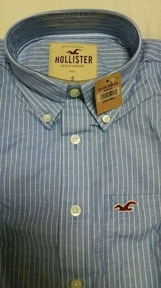 ホリスター ボタンダウンシャツ