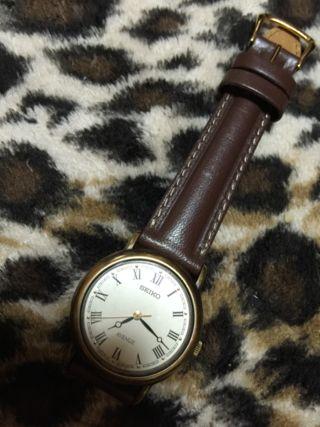 SEIKO レディース時計