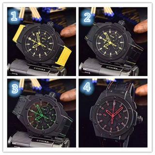 HUBLOT 腕時計 メンズ用 人気品 5色