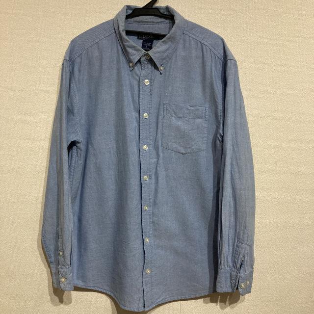 CHEROKEE ボタンダウンシャツ ブルーシャツ - フリマアプリ&サイトShoppies[ショッピーズ]