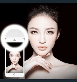 自撮り LED 盛れる 美白 美肌