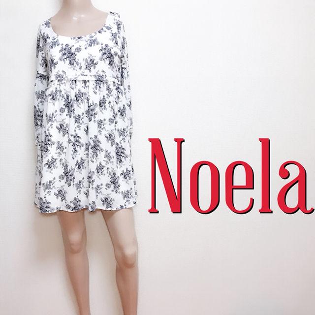 間違いなしノエラ フェミニン ルーズワンピース(Noela(ノエラ) ) - フリマアプリ&サイトShoppies[ショッピーズ]