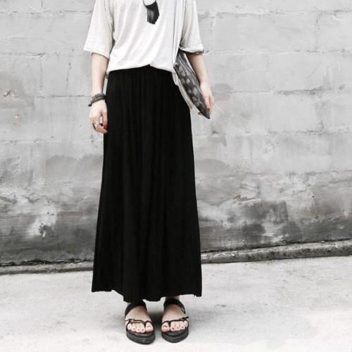 13  美脚 体型カバー ロングスカート - フリマアプリ&サイトShoppies[ショッピーズ]