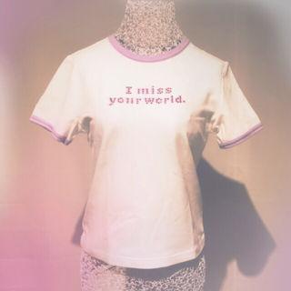 Tシャツ #bubbles