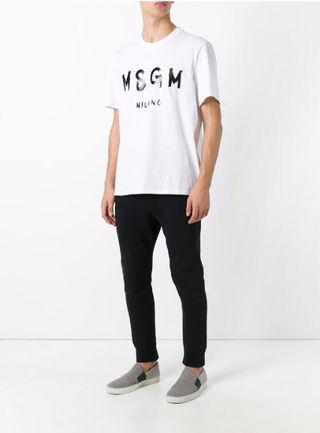 エムエスジーエム MSGM Tシャツ