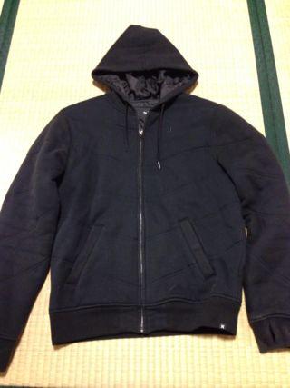 Hurleyのジャケット