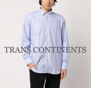 定価7,452円綿100%カラミ織りジャケットインシャツ