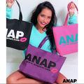 『ANAP』ロゴリップトートバッグ ANAP(アナップ)