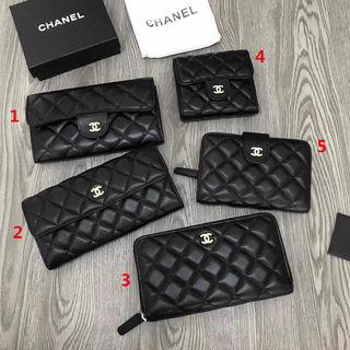 大人気 chanel02 長財布 選べるカラー
