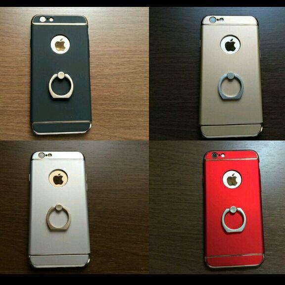 ec87cb6ff4 入荷SALEフィンガーリング付きiPhone6ケース - フリマアプリ&サイトShoppies[ショッピーズ]