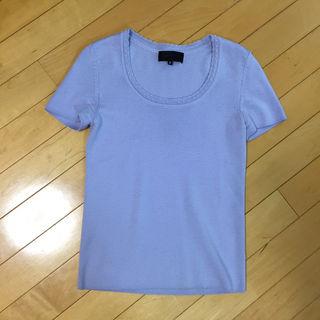 UNTITLED半袖セーター