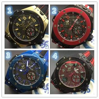 HUBLOT 腕時計 メンズ用 人気品 6色
