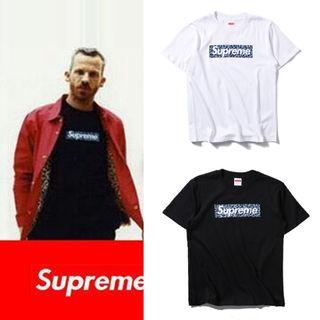 supreme 男女兼用/人気半袖Tシャツ-11