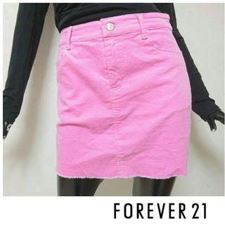 FOREVER21*コーデュロイスカート