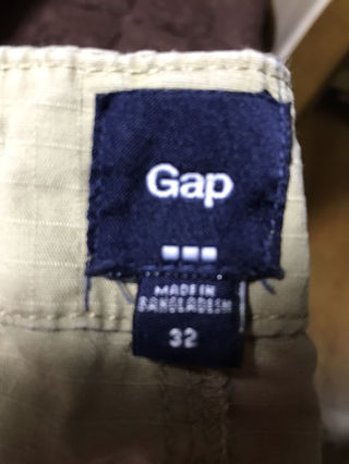 GAP オリジナル パンツ32インチ