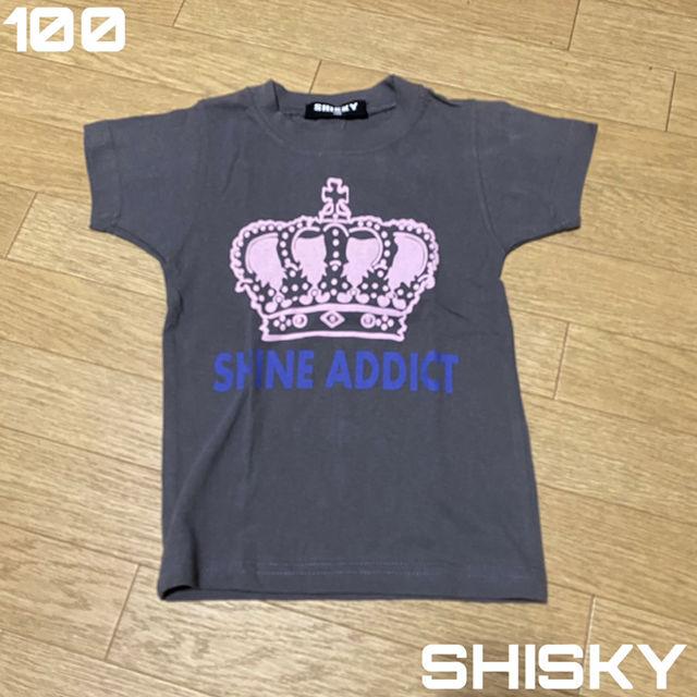 SHISKY キッズTシャツ