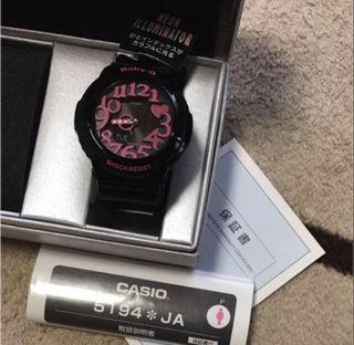 未使用 G-SHOCK Baby-G BGA-130 腕時計