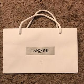 LANCOMEショップ袋