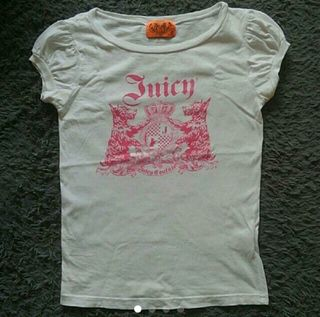 JUICY COUTURE  Tシャツ