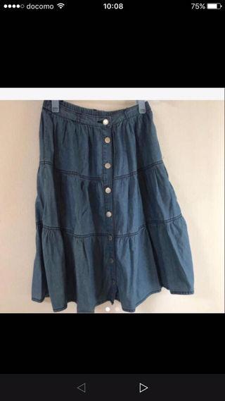 CHU×××スカート
