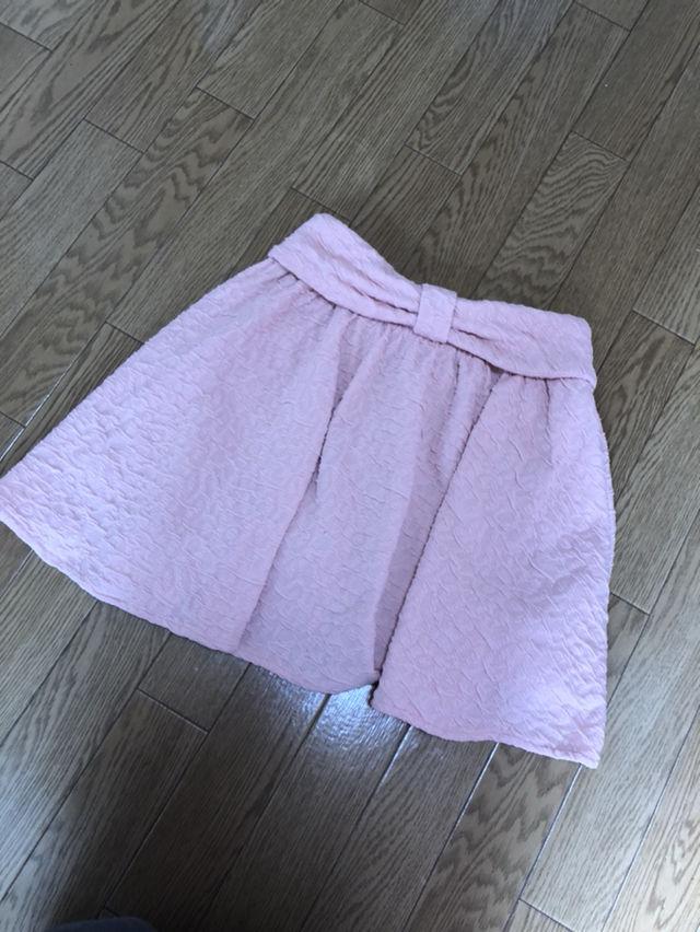 売り切りセール リボン スカート - フリマアプリ&サイトShoppies[ショッピーズ]