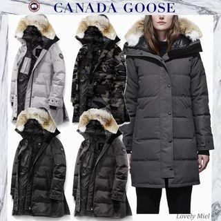 人気推薦 カナダグース ダウンコート防寒CG77