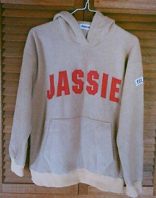 JASSIE フード付きトレーナー