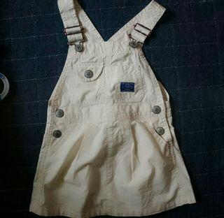エフオーキッズジャンパースカート  90
