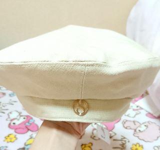 SLYスライ ベレー帽