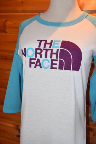 THE NORTH FACE 7分袖Tシャツ