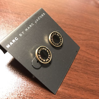 MARC BY MARC JACOBS ピアス