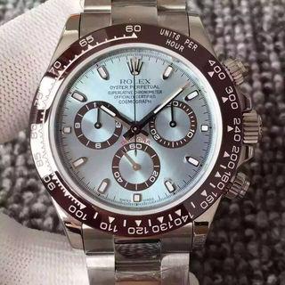 ROLEX デイトナ ロレックス 高級自動巻き腕時計◆6