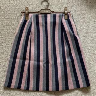 タグ無し未使用 IENA  スカート ピンク