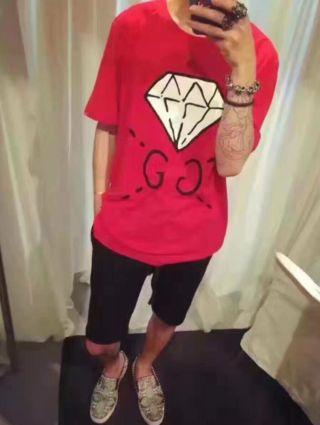 可愛い!半袖 Tシャツ トレーニングシャツ 男女兼用